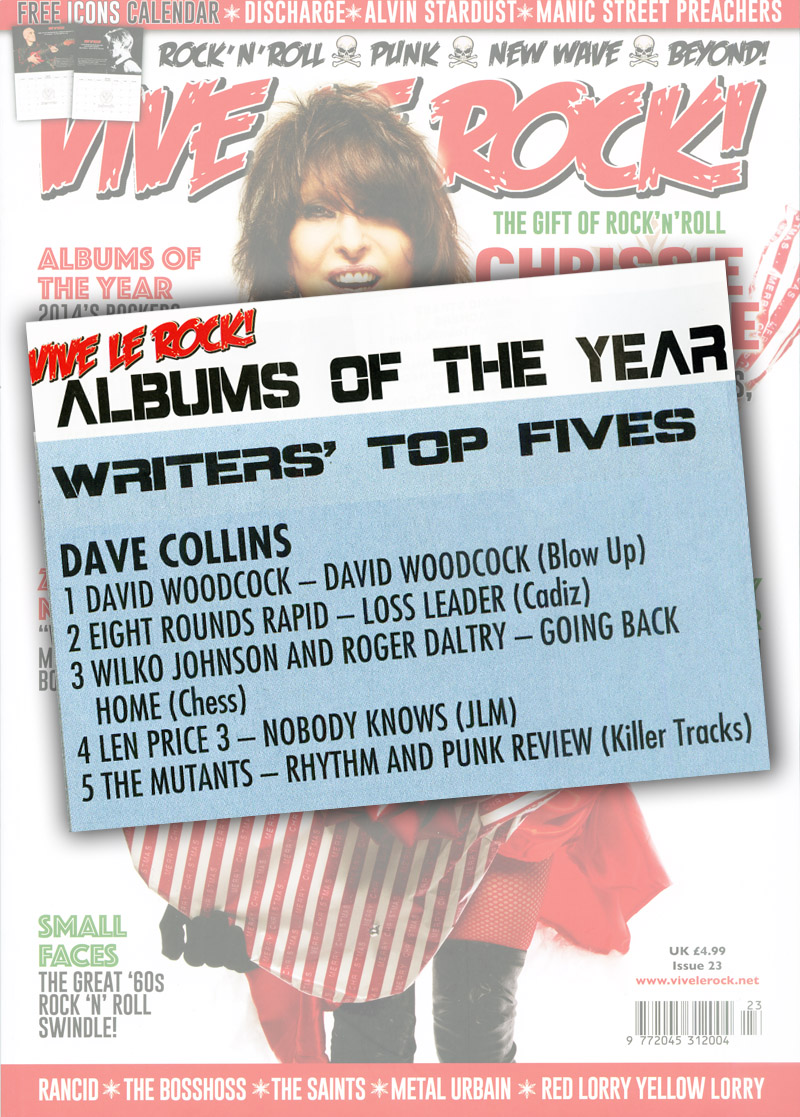 Vive Le Rock Albums Of The Year Writers Top Fives