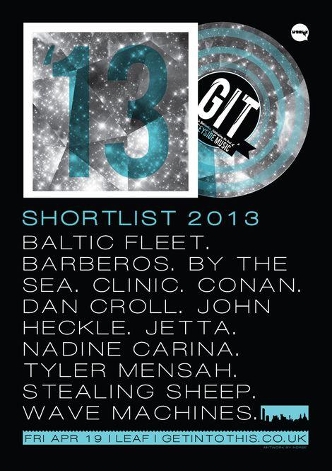 GIT Awards 2013 Short List Baltic Fleet Liverpool Echo